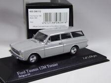 (KI-01-21) Minichamps Ford Taunus 12m Turnier grau 1962 in 1:43 in OVP