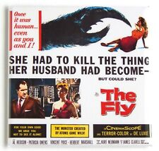 """The Fly (1958) Fridge Magnet movie poster """"style S"""""""