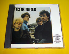 "CD "" U2 - OCTOBER "" 11 SONGS (GLORIA)"