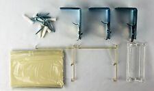 """Vertical Blind Bracket Kit - 3"""" Extension for 1-1/2"""" Head Rail"""