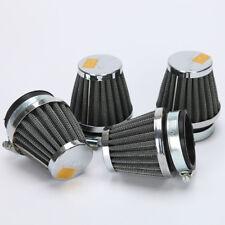 4pcs 52mm Air Filter Pod Fits Suzuki GSXR 750/1100/750R KATANA GSX 1100F GSX600F