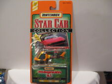 MATCHBOX STAR CARS SERIES COLLECTION MAGNUM P.I. T.C.'S HELICOPTER