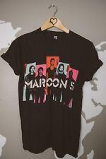 Vintage Maroon 5 Tee Shirt Unisex Size Small American Apparel