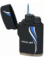 Zenga Maxi Jet Lighters (ZL10 BLACK )🌹