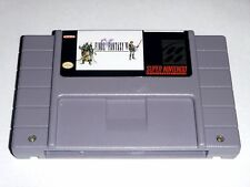 Final Fantasy V  - game For SNES Super Nintendo - RPG