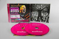 SCOOTER - 20 YEARS OF HARDCORE  2 CD  44 TRACKS  DISCO / DANCE / TECHNO  NEU