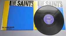 The Saints - The Monkey Puzzle 1980 Australian Lost Records LP with Inner Sleeve