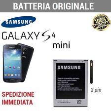 Batterie ORIGINAL SAMSUNG 1900mAh EB-B500BE pour Galaxy S4 MINI i9190 I9195