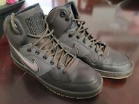 Nike 807242-222 Son of Force Mid Winter Basketball Shoes Men's size 10