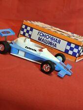 Vintage Toy Soviet USSR Norma Estonia-20 1986 Racing Car Boxed