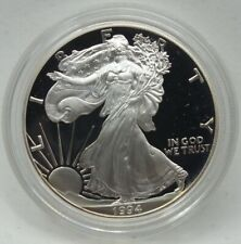1994 American Eagle Silver Dollar One Ounce Proof oz Bullion OGP US Mint AZ817