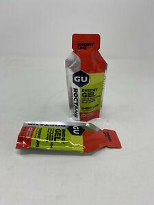 GU Endurance Energy Gel 24 Stck Rennrad Triathlon Gravel Laufen Marathon MTB MHD