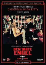 DEN SORTE ENGEL/BLACK ANGEL (Dvd,2011) By TINTO BRASS NEW&SEALED (Italian Audio)