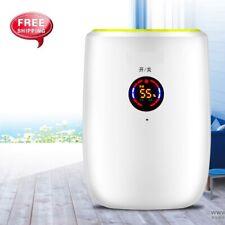 220V Home Mute Air Dehumidifier Bedroom Dehumidification Sterilization Dryer New