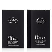Avon Anew Anti-pollution Charcoal Pore Strips