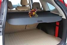 Black Rear Trunk Security Cargo Cover Shield For Honda CRV CR-V 2007-2011