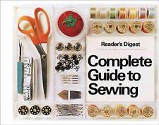 Complete Guide to Sewing by Reader's Digest Editors
