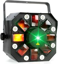 Chauvet DJ Swarm 5 FX Derby Rgbw LED Laser Strobe Party Effect Light 5FX New