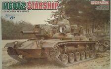 Dragon Models 1/35 scale kit 3562, M60A2, Starship.