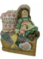 San Francisco Music Box Company You've Got a Friend Tune Friends Forever