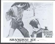 Chen Lee Shanghai Joe 1973 Il mio nome è Shangai Joe movie photo 29031