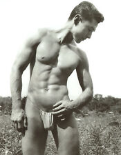 Male Models Gay Interest Shirtless 8x10 photo #U6507