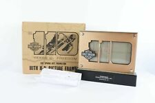 New Harley Davidson 110th Anniversary Knoxville TN Motorcycle Picture Frame