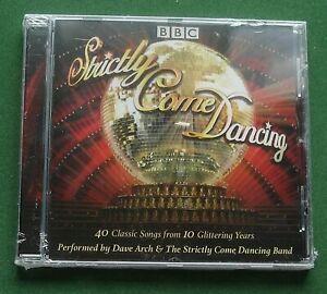 Strictly Come Dancing Jive Rumba Foxtrot Tango Salsa Waltz + New Sealed CD
