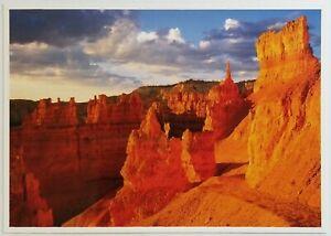 Pink Member Tertiary Claron Wasatch Bryce Canyon National Park Utah Postcard