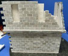 1/35 scale Diorama Accessories  Hollow Concrete Blocks With mortar strip