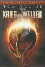 DVD - Krieg der Welten - 2-Disc Edition (Tom Cruise) / #2985