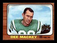 1966 Topps #93 Dee Mackey  EXMT/EXMT+ X1504825