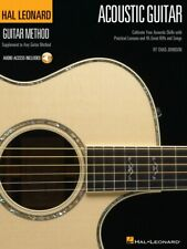 The Hal Leonard Acoustic Guitar Method - Cultivate Your Acoustic Skill 000697347