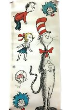 Dr Seuss CAT IN THE HAT Large WALL DECALS Poster MOVIE PROMO Merchandise 2003