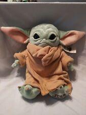 Baby Yoda Build A Bear The Child Star Wars The Mandalorian. EUC with tags