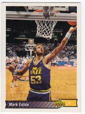 figurina CARD BASKET NBA 1992/93 NEW numero 246 MARK EATON