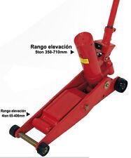GATO CARRETILLA HIDRAULICO ESPECIAL TRACTOR 4 - 5 TON