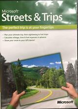Microsoft Streets and Trips 2011 Dvd Software Windows W/ Product Key