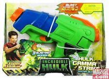 Brand New NERF Style 2007 SUPER Soaker HULK GAMMA STRIKE Water Pistol BLASTER