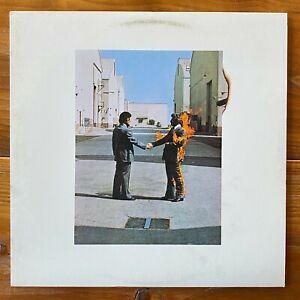 Pink Floyd – Wish You Were Here – Progressive Rock-Psych Rock Vinyl LP