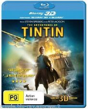 The Adventures Of Tintin 3D