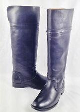 Frye 'Melissa Trapunto' Boot- Black Leather- Size 8 B- $358  (B55)