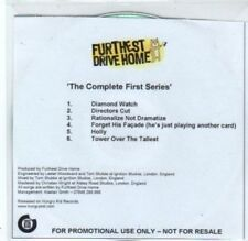 (BQ535) Furthest Drive Home, The Complete First Series - DJ CD