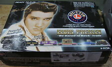 "Elvis Presley 6-31728 Lionel ""He dared to rock"" Brand New In Box, NIB, USC#375"