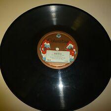 SPIRITUAL 78RPM RECORD - COLUMBIA 128 - CARROLL CLARK W/ FLETCHER HENDERSON, ACC