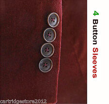"""CANADIAN Soft Chamois Texture """"Blazer"""" for Men -100% Polyester Microfiber Fabric"""