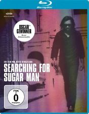 Searching for Sugar Man - Sixto Rodriguez Blu-ray Disc NEU + OVP!