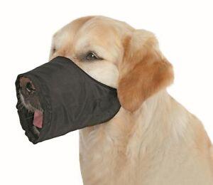 Dog Muzzle, nylon, XS Snout 12cm. (Chihuahua etc) (1920)