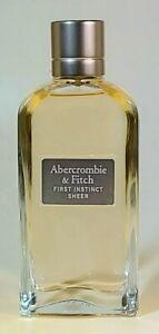 Abercrombie & Fitch First Instinct Sheer Eau de Parfum 100 ml Spray