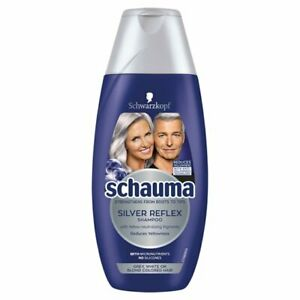 Schwarzkopf Schauma Silver Reflex Shampoo 250ml